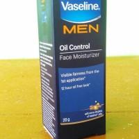 Vaseline Men Oil Control Face Moisturizer Perawatan Wajah Pria