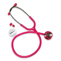 Stethoscope Dewasa Stainless Pink OneMed