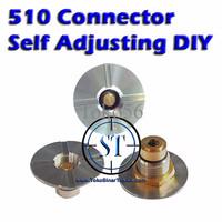 Best ! | BA-510 Connector 510 Konektor 510 DIY Center Pin 22mm Vaporiz