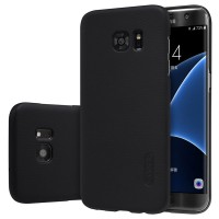 Nillkin Super Frosted Shield Case Samsung S7 Edge ORI Black