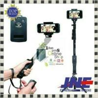 Jual Tongsis Bluetooth YUNTENG YT-1288 +MINI Tripod YUNTENG (HIGH QUALITY)) Murah