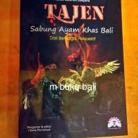 Tajen Sabung Ayam Khas Bali - buku bali hindu