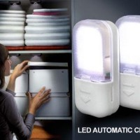 Lampu Lemari LED Otomatis - LED Automatic Closet Light