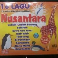 CD 16 LAGU ANAK TK NUSANTARA