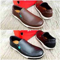harga Sepatu Pria Kickers Slop Kulit Asli Casual Formal Original Leather Tokopedia.com