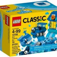 Jual LEGO Classic #10706 Blue Creativity Box Murah Asli Ideas Hadiah Anak Murah