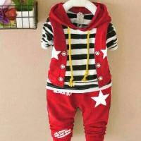 set star kid gle pakaian stelan baju anak