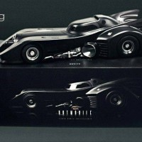 BATMOBILE 1989 HOT TOYS BATMAN MISB