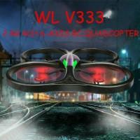 WLTOYS V333 VS V666 DJI INSPIRE DRONE BESAR