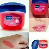 vaseline lio therapy, lip rose, pelembab bibir vaseline, wap shop