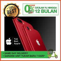 Jual READY STOCK iPhone 7 128GB RED GARANSI RESMI APPLE 1 TAHUN Murah