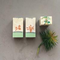 Earl Grey Tea Natural Soap/Sabun Handmade Alami