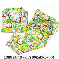 Size M Pajamas Anak Doraemon - Baju Tidur Anak Size Kecil