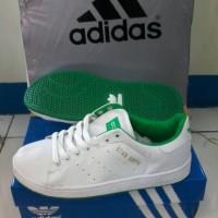 Sepatu Grade Original Adidas STAN SMITH Pria Wanita 2