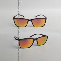 Kacamata Porsche Design Eyewear P'8000 Frame P8000 SUNGLASSES Fire