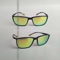 Kacamata Porsche Design Eyewear P'8000 Frame P8000 SUNGLASSES Kuning