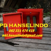 JUAL FIRE ALARM TERMINAL BOX 12/24 PAIRS TBFA HARGA MURAH