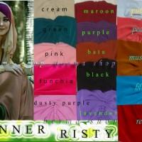 harga Ciput Risty / Ciput Kerut / Ciput Jersey/ Inner Hijab Dalaman Jilbab Tokopedia.com