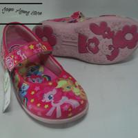 Jual Sepatu Anak AURORA FROZEN /pink fushia Murah