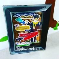 harga Scrap Frame 3d Paket Hemat Kado Wisuda Tokopedia.com