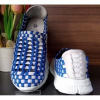 harga Sepatu Anak / Slip On / Import Korea - Blue (unisex) Tokopedia.com