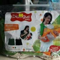 GENDONGAN SAMPING DIALOGUE BABY POLKA SERIES