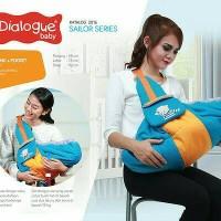 GENDONGAN SAMPING BABY SLING +POCKET SAILOR SERIES DGG 4235