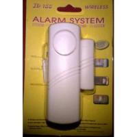 Alarm wireless System Untuk Pintu Dan Jendela Anti Maling