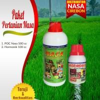 Jual Paket Pupuk Organik Pertanian Penyemprotan ( Hormonik POC Nasa ) Murah