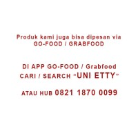 We Are Available at Go-Food / Grabfood