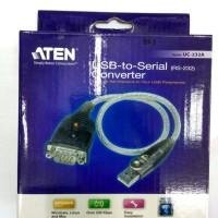 KABEL USB TO SERIAL ATEN ORIGINAL 100%