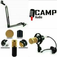 BM 800 + Stand mic