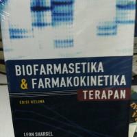 Biofarmasetika dan Farmakokinetik Terapan Rp. 70.000