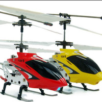 SYMA S107 Metal 3 Ch Channel RC Helicopter + Remote Control