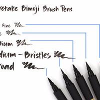 Jual [termurah] Kuretake Bimoji Brush Pen - Extra Fine Murah