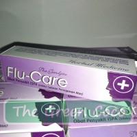 Flu Care (Obat Flu Herbal) - The Green Coco Island