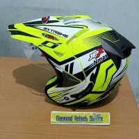 harga Helm Cross Jpx Supermoto Nmax Yellow Fluo Black Tokopedia.com