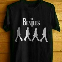 Tshirt kaos BIG SIZE XXXL-XXXXL/TSHIRT GENRE MUSIC THE BEATLES