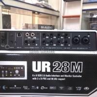 Audio interface Yamaha Steinberg UR28M