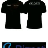 Polo shirt/Tshirt/Kaos Kerah BIZNET ENGINEER Keren Terlaris