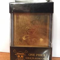 Jual One Piece Gold Playing Card Original Japan Murah