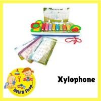 Jual Mainan Anak Xylophone Jamur Murah