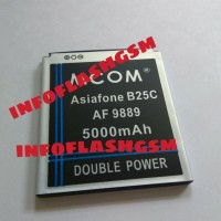 Baterai Mcom AsiaFone AF9889 B25C