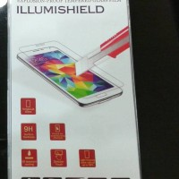 Anti Gores ILLUMISHIELD Tempered Glass Screen Protector ORI Slim LG G4