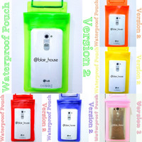 harga Waterproof Bag/pouch/case/casing/kantong/sarung Hp/smartphone Anti Air Tokopedia.com