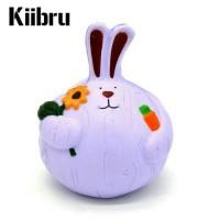 Squishy Kiibru Rabbit Onion Original Packaging Scented
