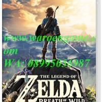 Nintendo Switch / N Switch The Legend of Zelda: Breath of the Wild