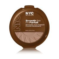 NYC Smooth Skin Bronzing Face Powder Sunny Bronzer