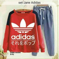 set Jane Adidas TW55