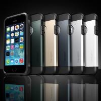 Hardcase iPhone 5C Spigen iPhone 5C Slim Armor Case iPhone 5C